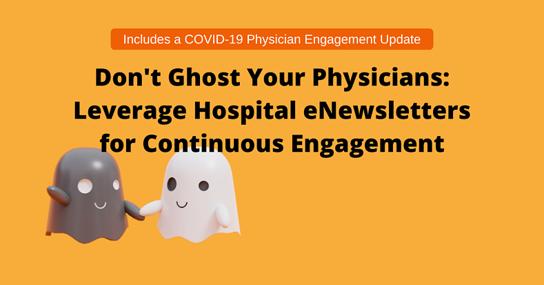 Don't Ghost Your Physicians