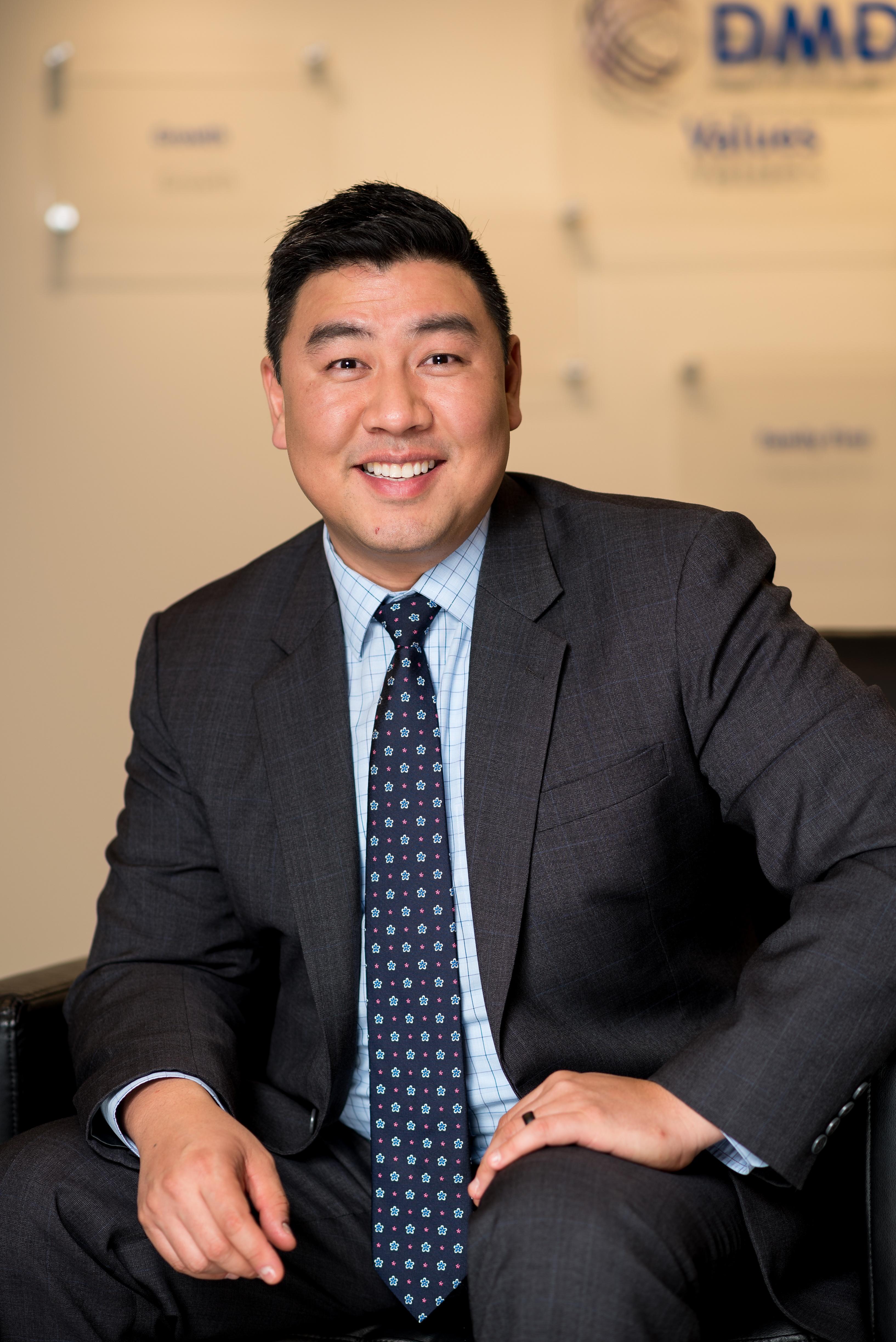Frank Lin Headshot