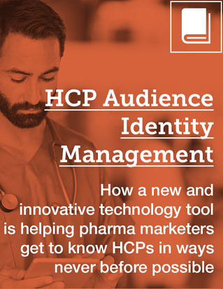 Healthcare Professional Data Audience Identity