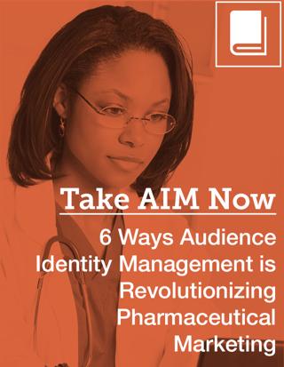 Pharma Marketers Digital Audience Identification