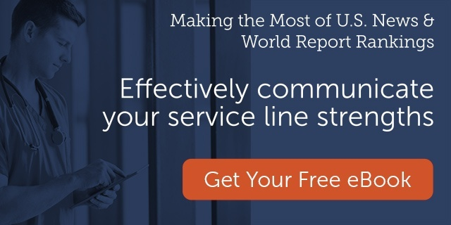Effectively communicate your service line strengths