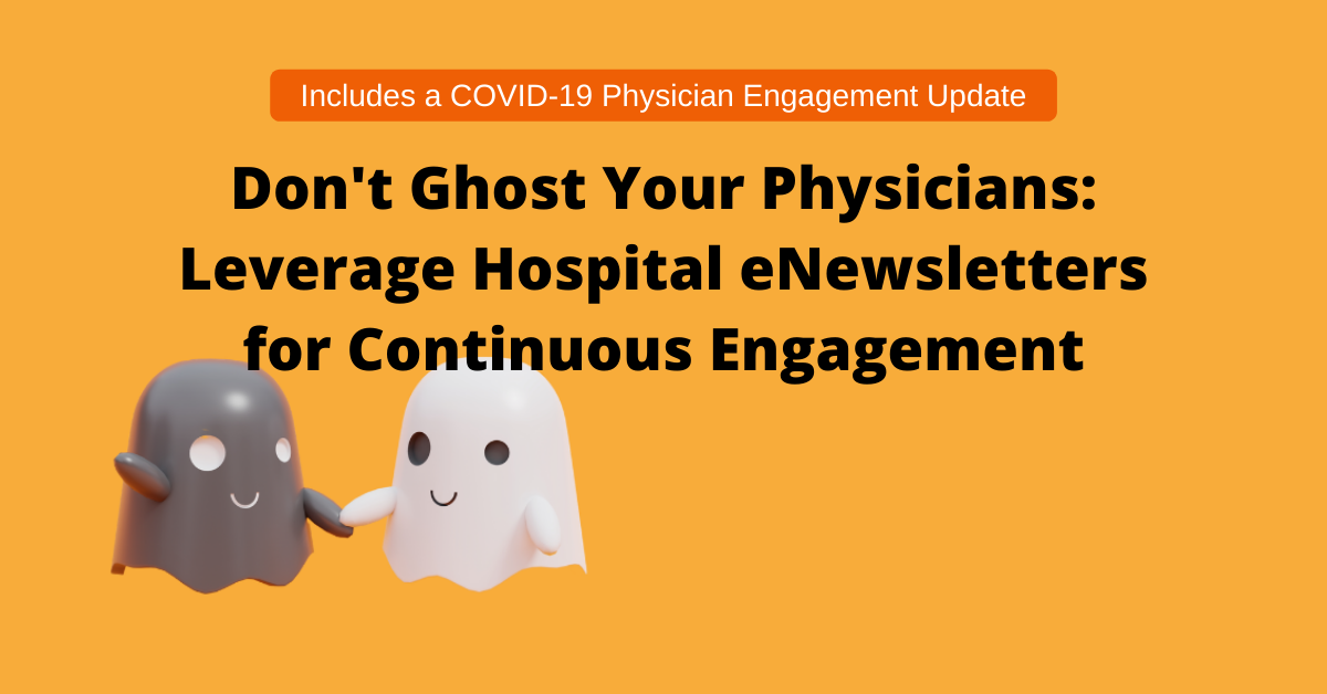 Physician Email Holds Strong, Even In a Pandemic: A COVID Case Study - Featured Image